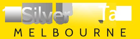 13 Silver Taxi Melbourne Logo
